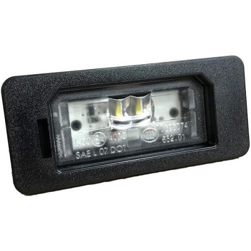 Feu LED de Plaque d'immatriculation arrière OE: 63267193293 BMW Série 3 GT (F30/F31/F80) de 2012