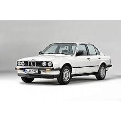 Corne de Pare-chocs arrière gauche Chromé OE: 51121922161 BMW Série 3 (E30) de 1982 à 1987