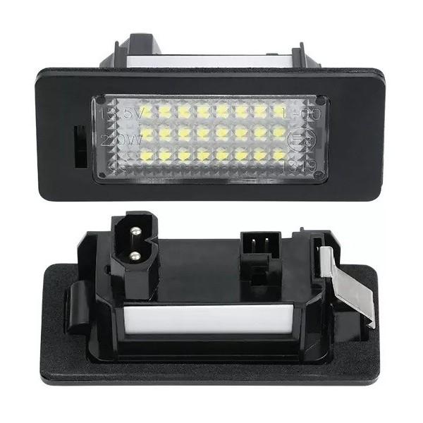 Feux de Plaque d'immatriculation arrière LED OE: 63267193293 BMW Série 5 (F10/F11) de 2010 à 2017