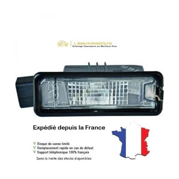 Feu éclaireur de plaque Gauche ou Droit OE: 1K8943021 Seat Leon III ST (5F, 5F8) après 2012