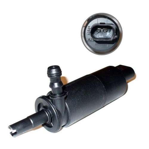 Pompe de Lave-phares Prise Ovale OE: 67126973097 BMW Série 5 (E60/E61) de 2003 à 2010