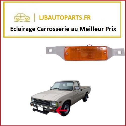 Feu clignotant gauche Toyota Hilux RN35 RN45 1979 à 1984