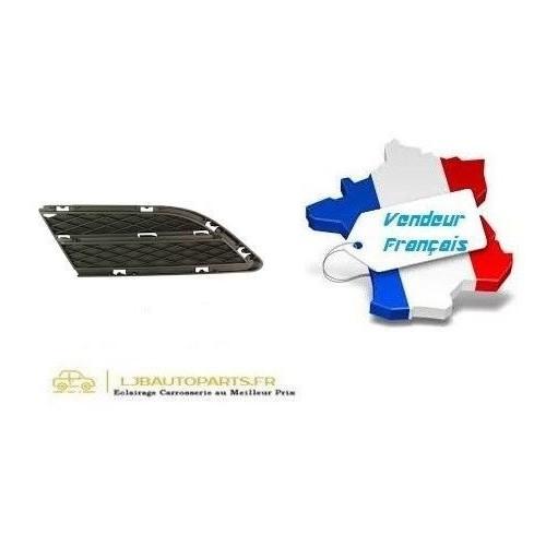 Grille de Pare-chocs avant droit OE: 51117138418 BMW Série 3 (E90/E91) de 2008 à 2012