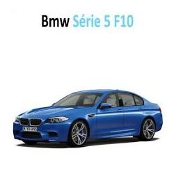 Barre de Remorquage avec Filetage droit pour BMW Série 5 (F10/F11) de 2010 à 2017