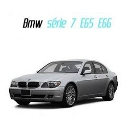 Cadre Chromé de Grille de Calandre avant gauche OE: 51138223219 BMW Série 7 (E65/E66) de 2001 à 2004