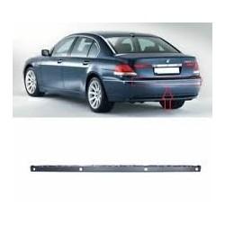 Baguette Centrale pour Pare-chocs arrière OE: 51127142234 BMW Série 7 (E65/E66) de 2005 à 2008