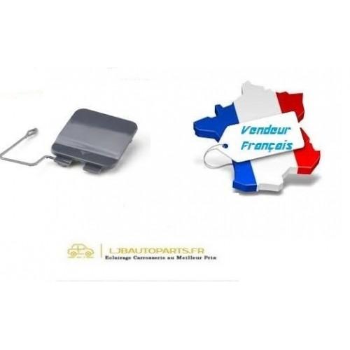 Cache obturateur de dispositif d'attelage pour Pare-chocs avant OE: 51117210880 BMW Série 7 (F01) à partir de 2008