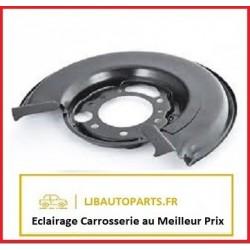 Protection disque de frein droit acier VW Volkswagen LT 1996 à 2005 OE 2D0 615 612