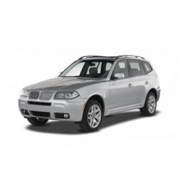 Face avant / Armature en Acier OE: 51643419945 BMW X3 (E83) de 2003 à 2010