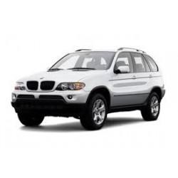 Cache de dispositif d'attelage avant gauche OE: 51118250413 BMW X5 (E53) de 1999 à 2003