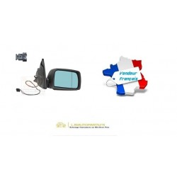 Rétroviseur droit chauffant Repliable électriquement avec Eclairage de Seuil OE: 51167039926 BMW X5 (E53) de 1999 à 2003