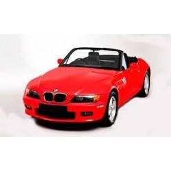 Barre de Remorquage avec Filetage gauche pour BMW Z3 COUPE/ROADSTER (E36/7/8) de 1995 à 2003