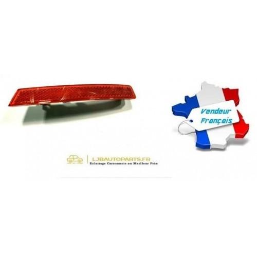 Réflecteur pare choc arrière gauche Rouge ALFA ROMEO 147 2000 à 2004