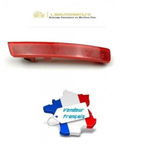 Réflecteur droit Rouge pour Pare-chocs arrière OE: 46776234 ALFA ROMEO 147 (937) de 2000 à 2004