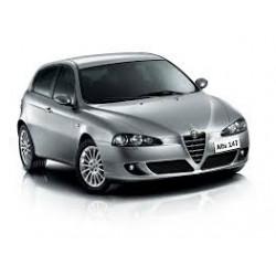 Barre de Remorquage avec Filetage Droit pour Alfa Romeo 147 (937) de 2000 à 2004