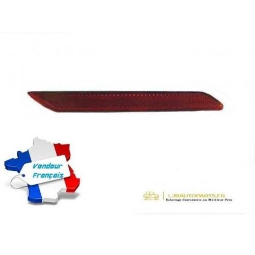 Réflecteur gauche rouge pour Pare-chocs arrière OE: 60620257 Alfa Romeo 156 (932) de 1997 à 2003