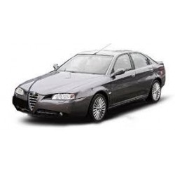 Barre de Remorquage avec Filetage droit pour Alfa Romeo 166 (936) de 1998 à 2003