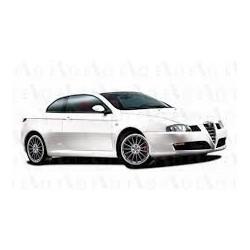 Barre de Remorquage avec Filetage droit pour Alfa Romeo GT (937) de 2003 à 2010