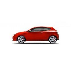 Cache de dispositif d'attelage à peindre pour Pare-chocs avant OE: 156084391 Alfa Romeo MITO (955) à partir de 2008
