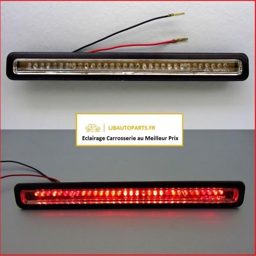 Troisième feu stop LED Nissan Pick up Navara D22 1997 à 2005