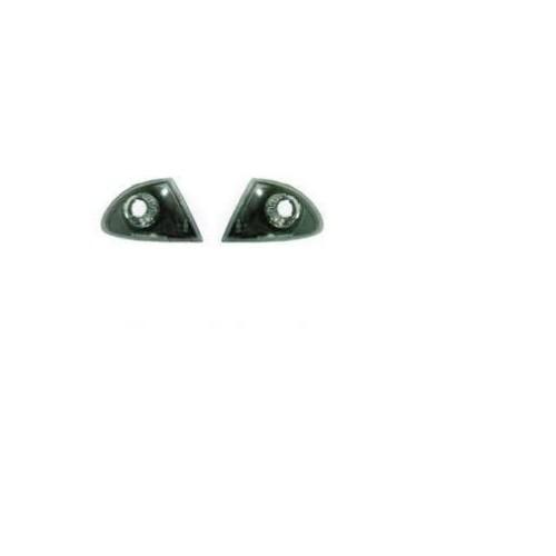 Paire de Clignotants avant Noir Transparent BMW Série 3 (E46) SDN de 1998 à 2001