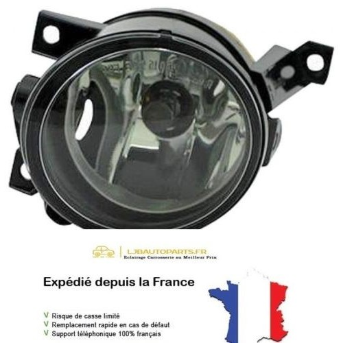 Modifier : 5K0 941 699 F Projecteur antibrouillard droit HB4 VW Golf VI 3/5 portes (5K1) 2008 à 2013