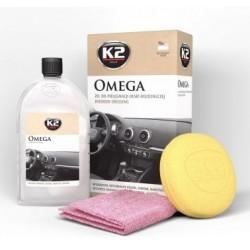 K2 OMEGA 500 ML Gel pour le soin du tableau de bord