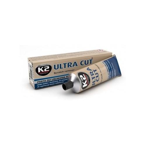 K2 ULTRA CUT pâte abrasive légère pour enlever les rayures du vernis.