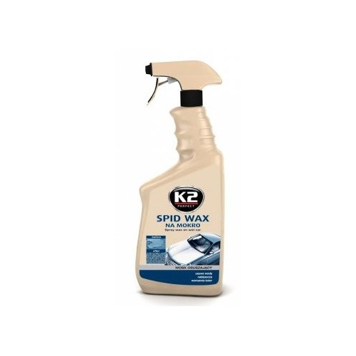 K2 WAX 770 ML Cire de séchage