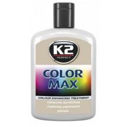 K2 cire brillante MAX 200 ML COULEUR BLANC