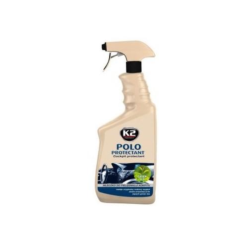 K2 POLO MATES ET SEMI-MATT Spray 770 ML de tableau de bord Parfum thé vert