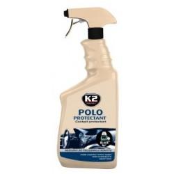 K2 POLO MATES ET SEMI-MATT Spray 770 ML de tableau de bord Parfum Black