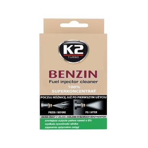 K2 Nettoyant pour injection électronique (essence)