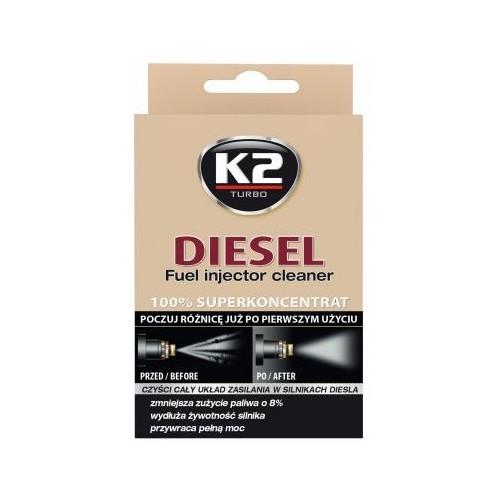 K2 Nettoyant pour injection électronique (diesel)