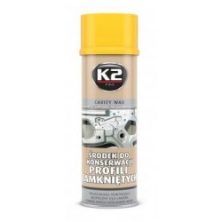 Bombe 500 ML Spray agent de maintenance pour profil fermé K2 L330