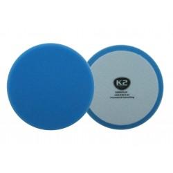 K2 DURAFLEX tampon polissage forte bleu velcro diamètre 150 mm