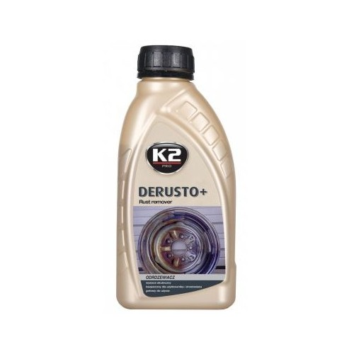 K2 Derusto Plus neutralisateur de rouille 500 ML