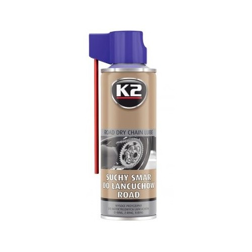 K2 Graisse à chaine sèche 400 ML