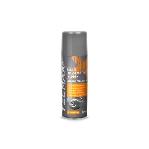 Tecmaxx Spray 100 ML Graisse pour serrures et cadenas
