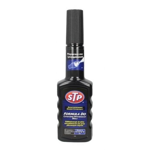 Formule STP pour le nettoyage des injecteurs diesel 250ML