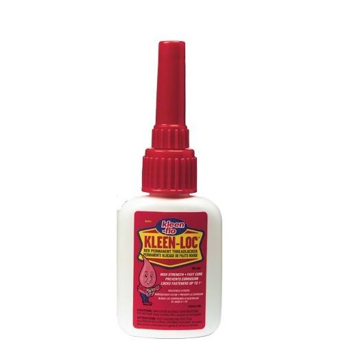 Kleen-Lo 10 ML Blocage de filets ROUGE permanent kleen-flo 206