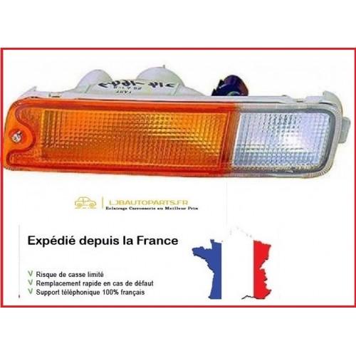 Feu Clignotant Gauche Mitsubishi L200 1996 à 2001 conducteur orange