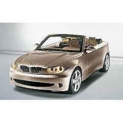 Cache dispositif d'Attelage avant OE: 51117202079 BMW Série 1 Coupé/Cabriolet de 2007 à 2013