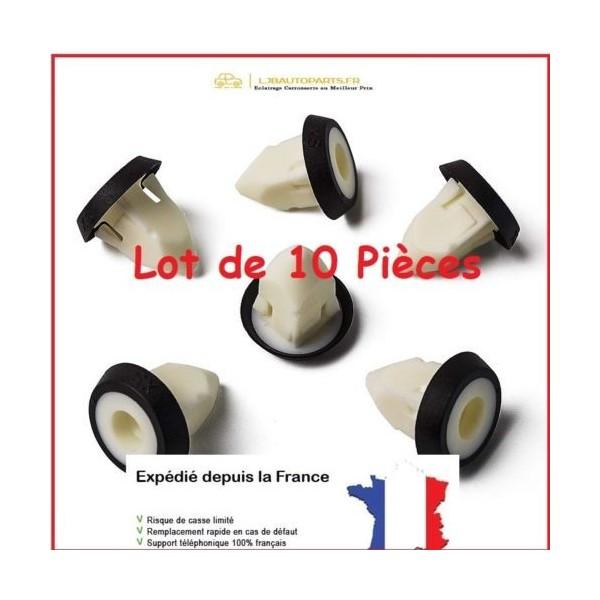 Clips de fixation Revêtement X10 OE N10516801 Seat Arosa (6H) 1997 à 2004