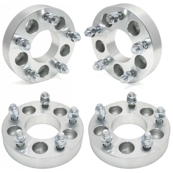 lot-4-elargisseurs-de-voie-30mm-aluminium-neuf-toyota-rav4-5-x-1143