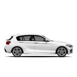 Face avant en plastique OE: 51648058593 BMW Série 1 de 2004 à 2013