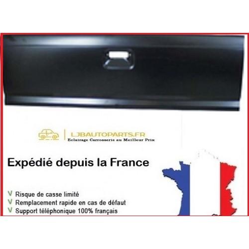Hayon Porte arriere toyota hilux de 2009 à 2012 sans feu stop Extra et double Cabine
