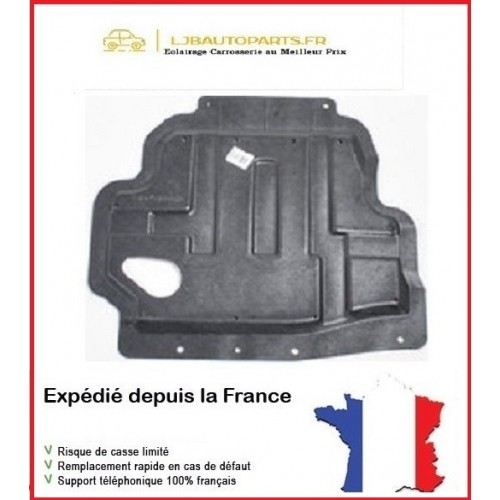 Cache protection sous moteur nissan navara D40 / Pathfinder apres 2005
