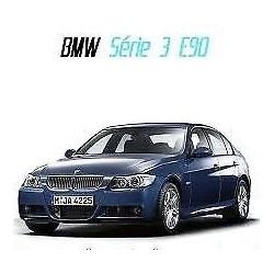Grille Centrale de Pare-chocs avant OE: 51117154556 BMW Série 3 325d (E90/E91) de 2004 à 2008