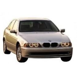 Baguette Chromée pour Moulure de Pare-chocs avant gauche OE: 51117005971 BMW Série 5 (E39) à partir de 2000